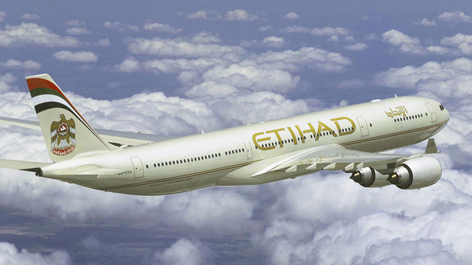 Etihad Airways'ten Katar açıklaması