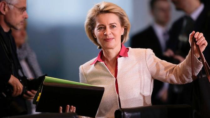 Savunma Bakanı Işık, Alman mevkidaşı ile görüştü