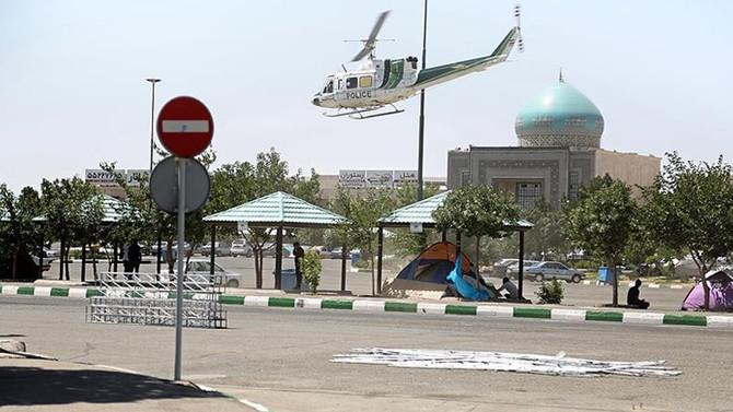 İran'da 5 şüpheli gözaltına alındı