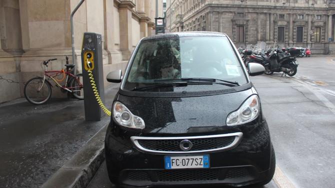 Elektrikli araç sayısı 2 milyona ulaştı