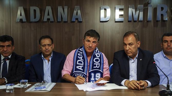 Adana Demirspor'da Giray Bulak dönemi