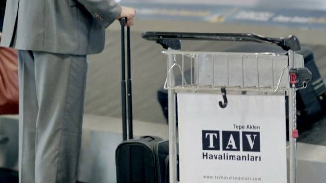 TAV'dan Suudi Arabistan'da üçlü anlaşma
