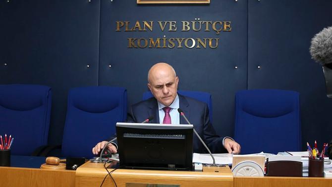 Üç kurumdan Plan ve Bütçe Komisyonuna sunum