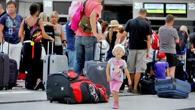Rus turistlerin tercihi yine Türkiye