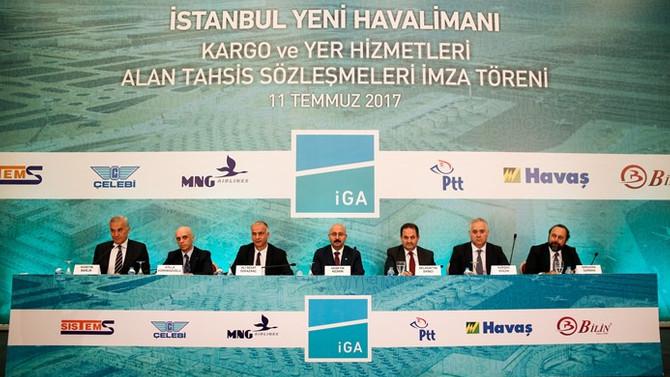 3. havalimanı için 250 milyon euroluk anlaşma