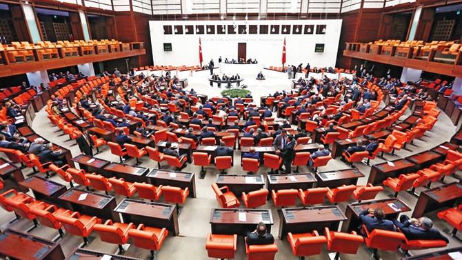 Darbe girişimi raporu tamamlanıp Meclis'e sunuldu