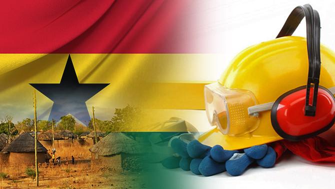 Ganalı firma iş güvenliği malzemeleri talep ediyor