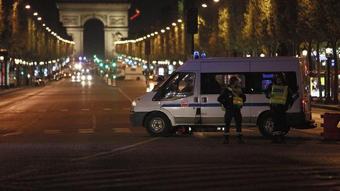 DEAŞ Paris ve Brüksel saldırı girişimlerini üstlendi