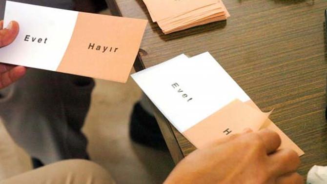 TÜİK referandum istatistiklerini açıkladı