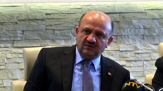 Bakan Işık'tan füze savunma sistemi açıklaması