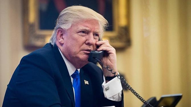 Trump, Kral Selman ile görüştü