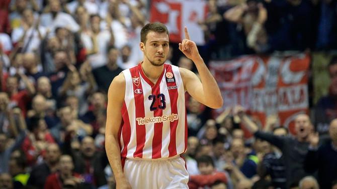 Fenerbahçe Doğuş'a yeni Sırp yıldız