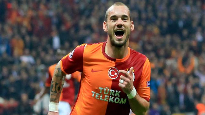 Galatasaray'dan bir yıldız kaydı