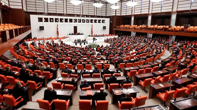 Meclis'te 15 Temmuz oturumu yapıldı