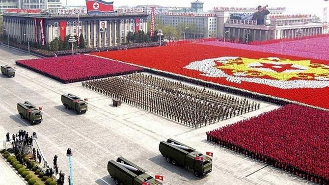 Kuzey Kore'den tehlikeli nükleer adımı