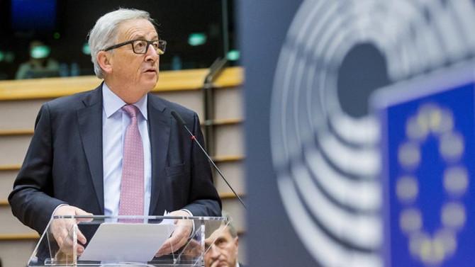 Juncker'dan Türkiye mesajı