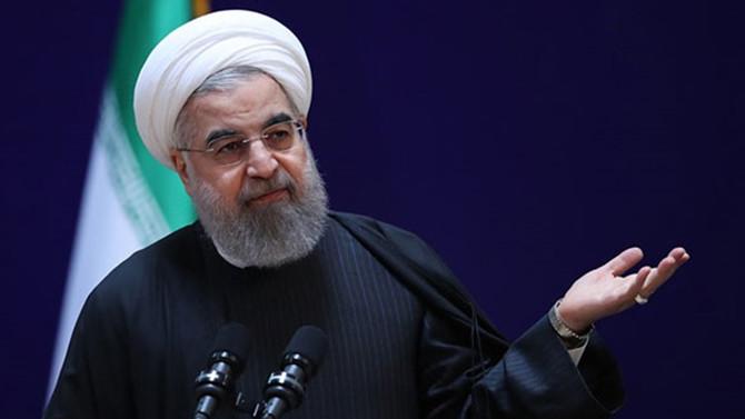 İran Cumhurbaşkanı Ruhani'nin kardeşi tutuklandı