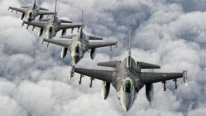TSK'dan Zap'a hava saldırısı