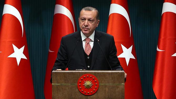 Erdoğan Başpehlivan Balaban'ı tebrik etti
