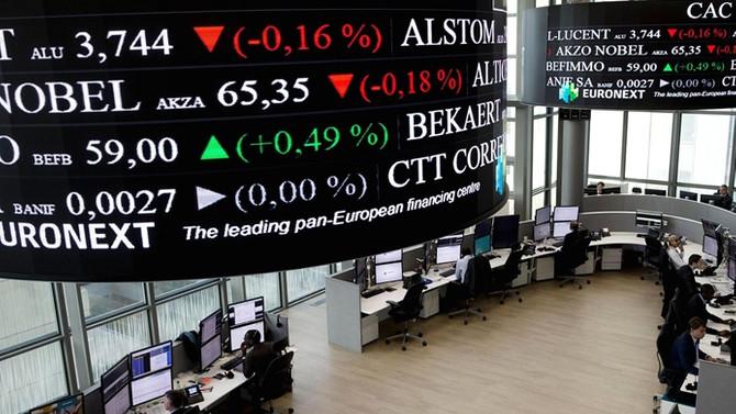 Avrupa borsaları dar hacimli işlemlerde artıda