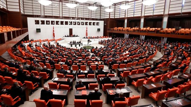 Meclis'in çalışma programı belli oldu