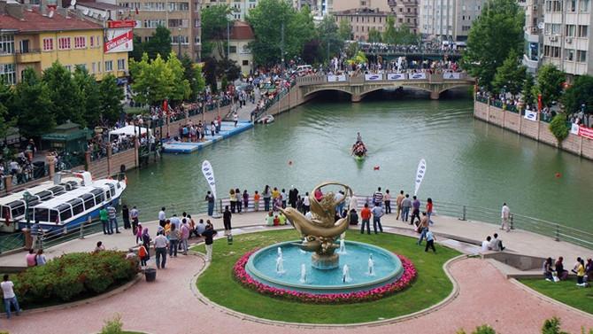 Eskişehir, öğrenci memnuniyetinin başkenti oldu