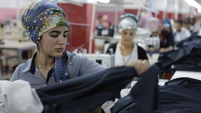 Sosyal yardım alan 157 bin kişiye istihdam yolu açıldı
