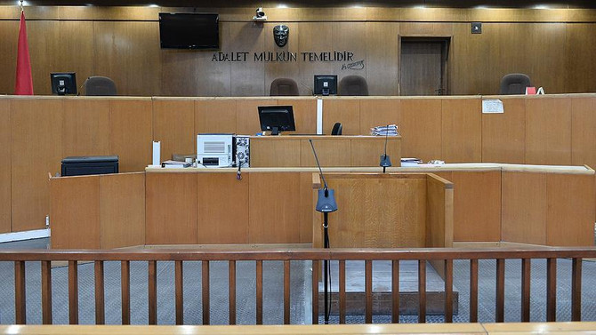 Akıncı Üssü davasında sekizinci celse sona erdi