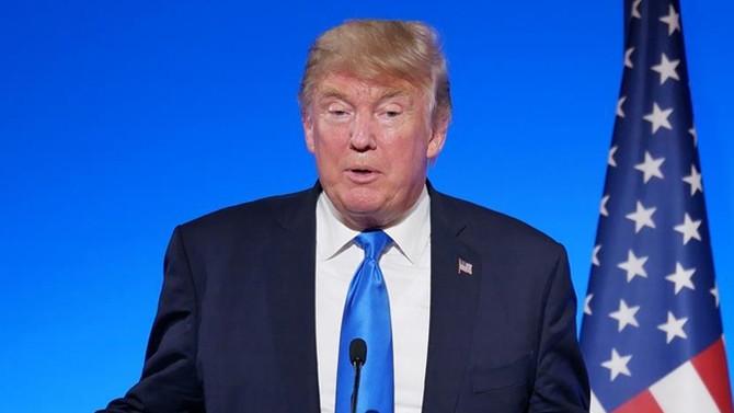 Trump, Kuzey Kore'yi yine tehdit etti