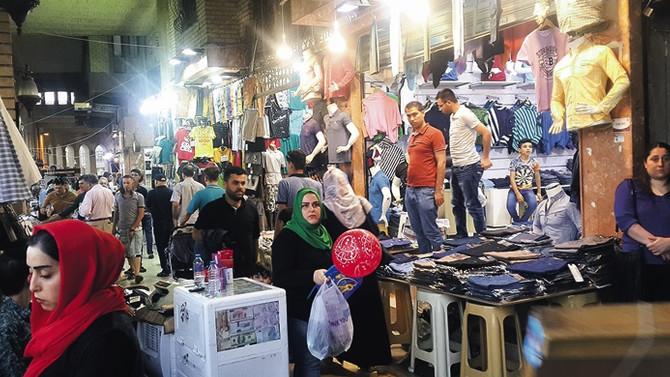 Kuzey Irak'ta, 3 yılda 300 Türk kepenk indirdi