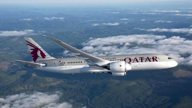 Suudi hava sahası Katar'a kapalı