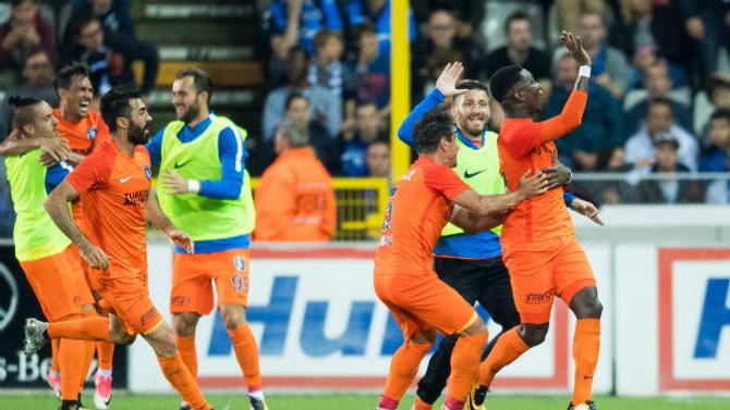 Süper Lig'de sezonun ilk golü Elia'dan