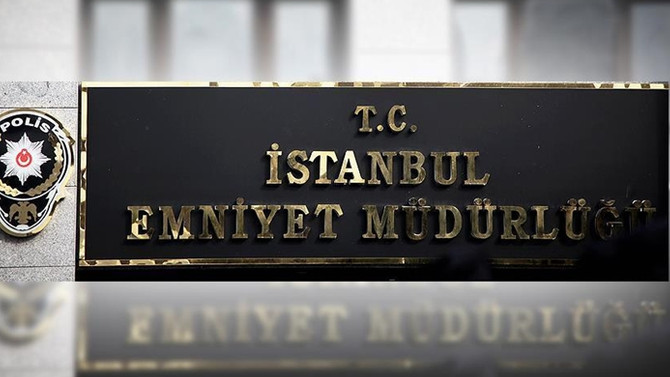 İstanbul emniyetinde görev değişimi