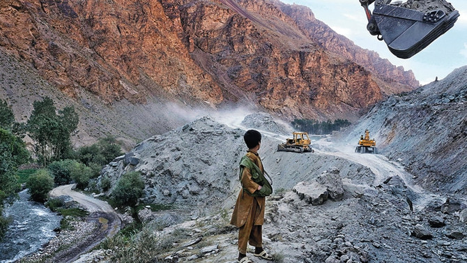 Afganistan'ın gizlenen 3 trilyon dolarlık serveti
