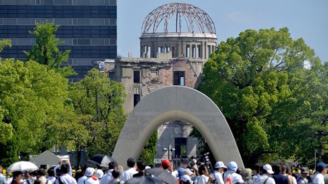 İlk atom bombası saldırısının üzerinden 72 yıl geçti