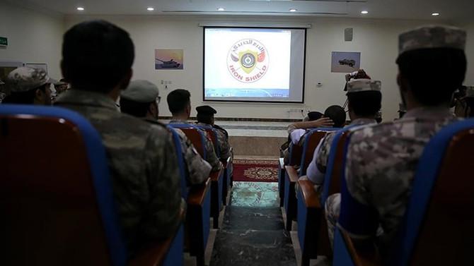 Türkiye ile Katar arasındaki askeri tatbikat sona erdi