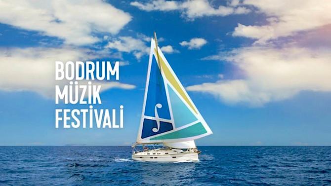 Bodrum Müzik Festivali'nde Müzik ve Edebiyat