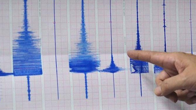 Bodrum bu sabah iki depremle sallandı