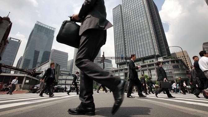 Japonya'da şirket iflas sayısı azaldı