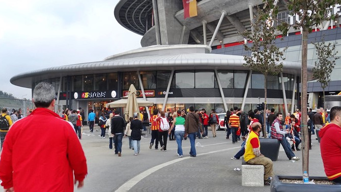 Türk Telekom Stadı cazibe merkezi oluyor