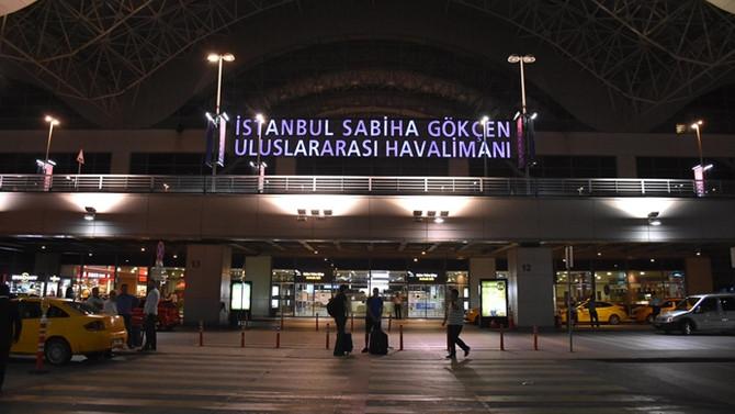 Sabiha Gökçen'de temmuzda 3 milyon yolcu ağırlandı