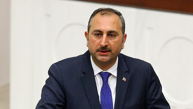 Adalet bakanından CHP'li Akaydın'a tepki