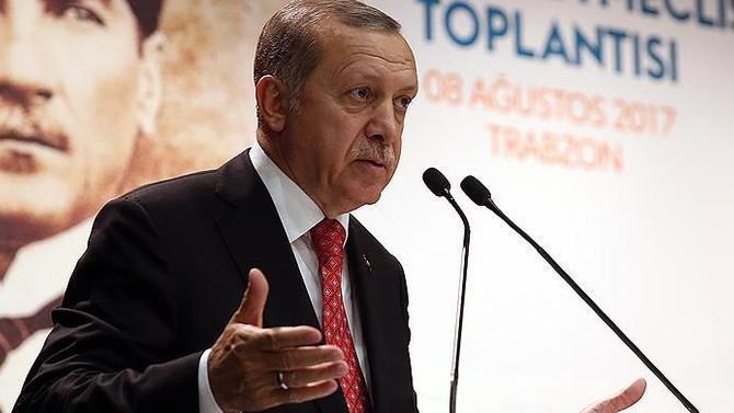 'Artık eski Türkiye yok, bu Türkiye yeni Türkiye'