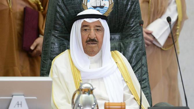 Kuveyt Emiri'nden Katar'a mesaj