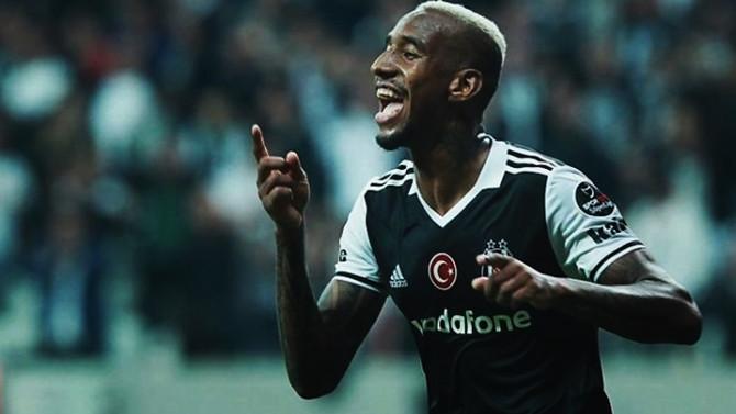 Talisca Beşiktaş'ta mutlu