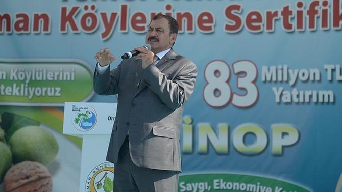 Bakan Eroğlu'dan 'piknik ve çöp' uyarısı