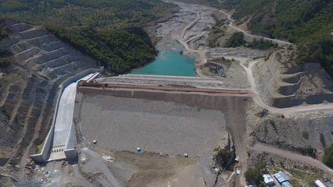 Hatipoğlu Barajı, ekonomiye 4 milyon lira katkı sağlayacak