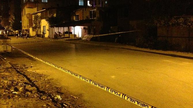 Maltepe'de kahvehaneye saldırı: 1 ölü