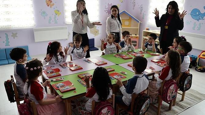 'Okul öncesi eğitimi yaygınlaştırmamız lazım'