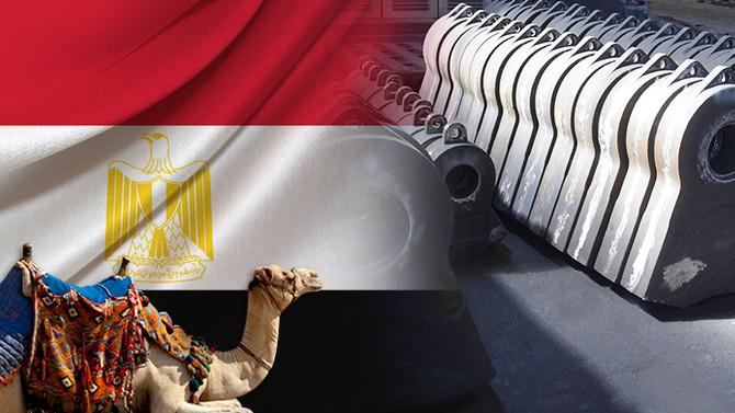 Mısırlı mühendislik firması alaşımlı döküm talep ediyor